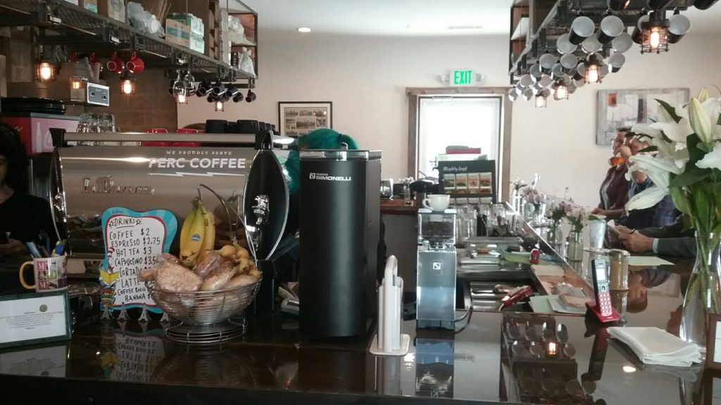 Welcome to our coffee bar